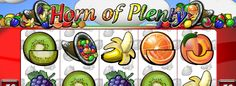 Just like an old school fruit machine but with a new twist is Horn of Plenty! A slots game that is found at many online casinos.   #slotsgame #onlinecasino #fruitmachine #5reelslot #pokies #hornofplenty
