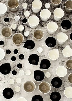 I am feeling a desire to make pottery again. Works by Ceramic Artist and Sculptor Andrei Davidoff