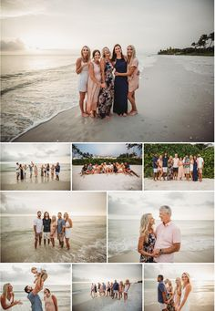 Extended Family Pictures, Large Family Photos, Outdoor Family Photos, Family Beach Pictures, Beach Photos, Group Pictures, Family Pics, Family Beach Session, Family Beach Portraits