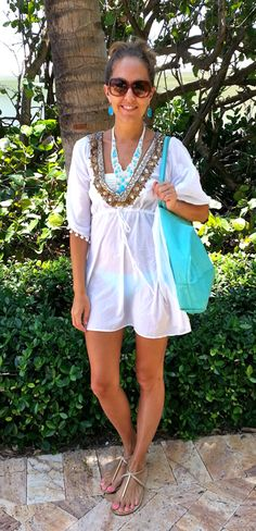 love this swimsuit coverup!!
