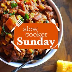Slow-Cooker Sunday: 16 Plant-Based Recipes