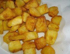 Συνταγή για  σπιτικές προτηγανισμένες πατάτες για κατάψυξη Ethnic Recipes, Party, Food, Eten, Receptions, Meals, Parties, Diet