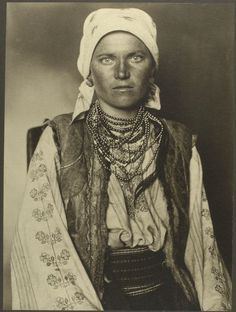"""Ruthenian Woman 
