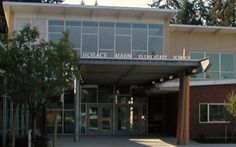 Horace Mann Elementary, Redmond, WA. The first school I went to here in WA. Also where I met my friend Misty.