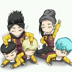 #BigBang on #RunningMan