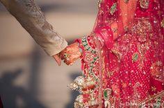 indian wedding bride groom traditional portrait http://maharaniweddings.com/gallery/photo/6949