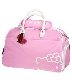 6e66689726 Hello Kitty Diva Collection Duffel Bag