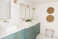 Bathroom Vanity Cabinet Color Trends for 2020 | Hunker
