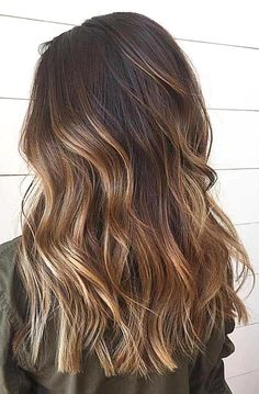 Had enough of your old hair color And if youre thinking of changing your hair color Before you hit the hair bar be sure... Brunette Hair Color With Highlights, Brown Hair Balayage, Brunette Color, Brown Blonde Hair, Balayage Brunette, Hair Color Balayage, Blonde Balayage Highlights, Long Brunette, Ombre Hair