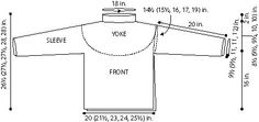 Expert Tip: Make a Reference Schematic for YOUR Perfect Sweater