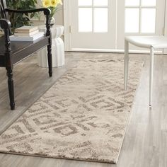 Shop for Safavieh Tunisia Ivory Rug (2'6 x 12'). Get free shipping at…