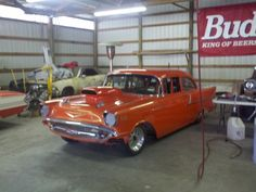 1957 all steel.