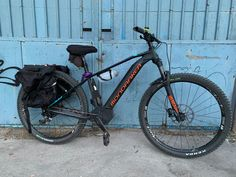 Sherpa trasera sobre una Mondraker de rueda 29. Man, Bicycle, Vehicles, Wheels, Pictures, Bike, Bicycle Kick, Bicycles, Car