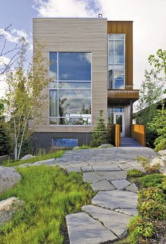 ALASKA HOME | ARCHITECTURE & DESIGN | HOME FEATURES