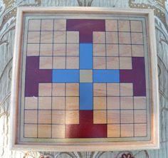 Viking Board Game Hnefatafl Chess Tafl by TridentsTreasure on Etsy, $48.00