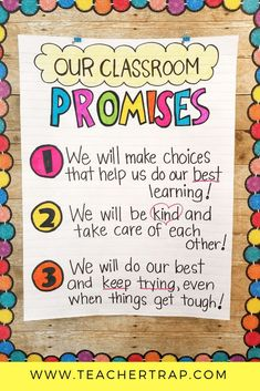 Love this collection of classroom management tools beyond the clip chart!  Ideas for building classroom community, holding students accountable for their behavior, and managing student behavior in ways that promote problem-solving and real responsibility.  #classroommanagement #classroomrules #classroompromises #behaviorclipcharts #classroomcommunity #teachertrap