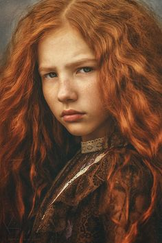 Fotografía Untitled por Karina Kiel en 500px and who doesn't #love #red hair ??? @ Deedidit