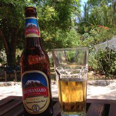 Kilimanjaro Beer (Gaylin's climb!!) Kilimanjaro, Cocktails, Drinks, Beer Bottle, Craft Cocktails, Drinking, Beverages, Cocktail, Drink