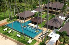 Top 3 Beachfront villas for a luxury holiday in mesmerizing Koh Samui, Thailand  http://www.villagetaways.com/blog/top-luxury-beachfront-villas-koh-samui/  #kohsamui #thailand #luxury #beachfrontvillas #holiday
