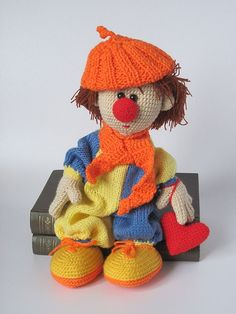 Resultado de imagem para crochet amigurumi witch