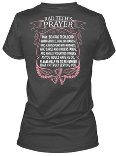 Rad Tech's Prayer                                                                                                                                                                                 More
