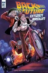 BACK TO THE FUTURE CITIZEN BROWN #1 (OF 5) - Maverick Comics - The Best Online Comic Books Shop
