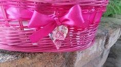 Ružový košík z pedigu:)