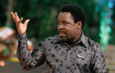 92 Best T B Joshua images in 2015 | T b joshua, Godly man