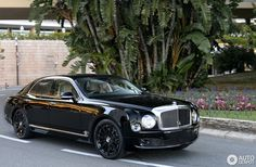 2015 Bentley Mulsanne Speed Blue Train Special