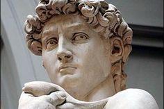 Michelangelo's David)