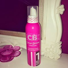 The Secret Closet | Fashion, Beauty & Lifestyle Blog.: Lets get tanned with Cocoa Brown 1hr tan! Part 1!