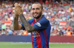 Soal Masa Depannya di Barcelona, Ini Komentar Aleix Vidal -  https://www.football5star.com/berita/soal-masa-depannya-di-barcelona-ini-komentar-aleix-vidal/