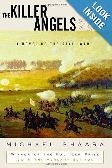 The Killer Angels: A Novel of the Civil War (Modern Library): Michael Shaara: 9780679643241: Amazon.com: Books