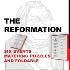 This helps students review and reinforce six important events of the Reformation. Students must match six Reformation events to limericks or pictur...