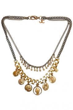 LADYLAND JC28 NECKLACE by Justine Clenquet