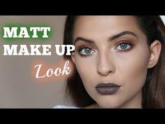 Matter Make-Up Look   Fata Hasanovic - YouTube