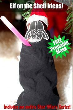 Elf on the Shelf Star Wars