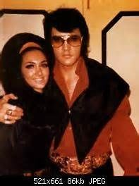 Elvis and his girlfriend Joyce Bova  this is the women elvis was seeing when he was married to priscilla , why I don't know priscilla was so beautiful