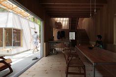 Wohltuende Einfachheit Villa in Hakuba / Naka Architects