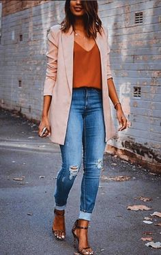 clothes for women in casual & clothes for women ; clothes for women over 50 ; clothes for women in ; clothes for women summer ; clothes for women stylish ; clothes for women in summer ; clothes for women in casual ; clothes for women over 50 plus size Casual Friday Work Outfits, Jeans Outfit For Work, Fall Outfits For Work, Outfit Jeans, Work Casual, Spring Outfits, Office Outfits, Casual Fridays, Sweater Outfits
