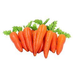 Wen mei 10pc/lot Artificial Carrots with Leaves Fake Vege... https://www.amazon.de/dp/B01M0WP6HJ/ref=cm_sw_r_pi_dp_x_w9UbybKXPAGJ9