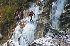 Zimný Prielom Hornádu. Mount Everest, Mountains, Nature, Travel, Naturaleza, Viajes, Trips, Nature Illustration, Outdoors