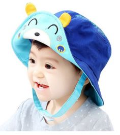 Lean in spring New Flap Protection Hat UPF 50+p>