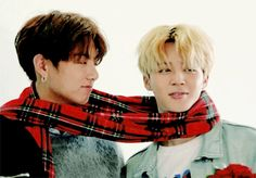 Jikook  . Love. Cre: the owner/ as logo