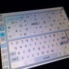 2000, sweet, and dsi image