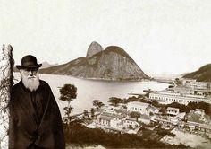 Charles Darwin in Rio de Janeiro (1832)