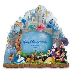 Mickey Mouse and Friends Walt Disney World Resort Photo Frame - 3'' x 5''  $22.95