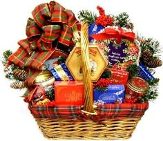 Are you crafty? Can you create awesome-looking gift baskets? You can make money from home by creating and selling gift baskets.