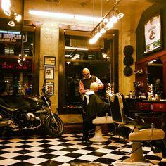 Love a good barber shop. #Farzad #yaletown #keepthestache - @jeffsappleby- #webstagram