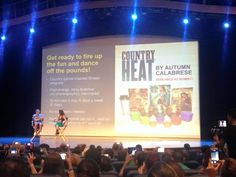 The new COUNTRY HEAT with Autumn Calabrese was announced on the S.S. Beachbody Cruise! http://howdoigetripped.com/amazing-s-s-beachbody-chartered-cruise-v2-0-oasis-of-seas/